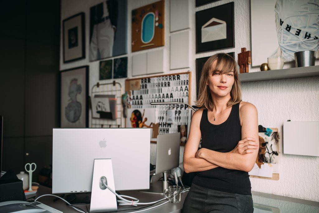 Mikina Dimunova, Design it!