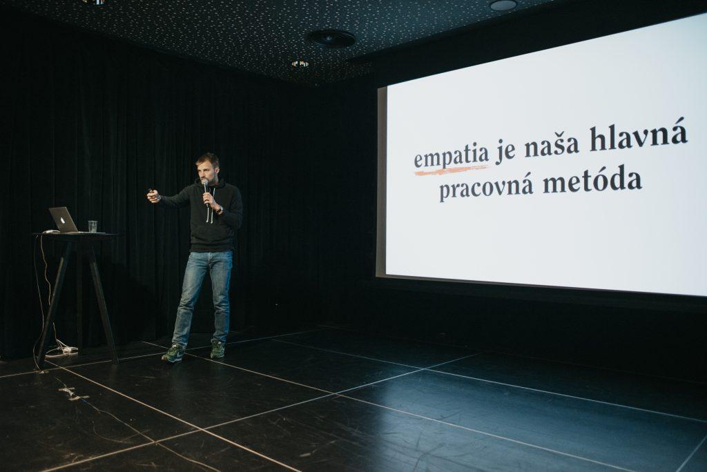 Michal Blažej na Design it!