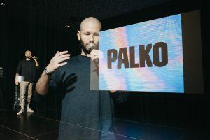 Palko Bartoš na Design it!