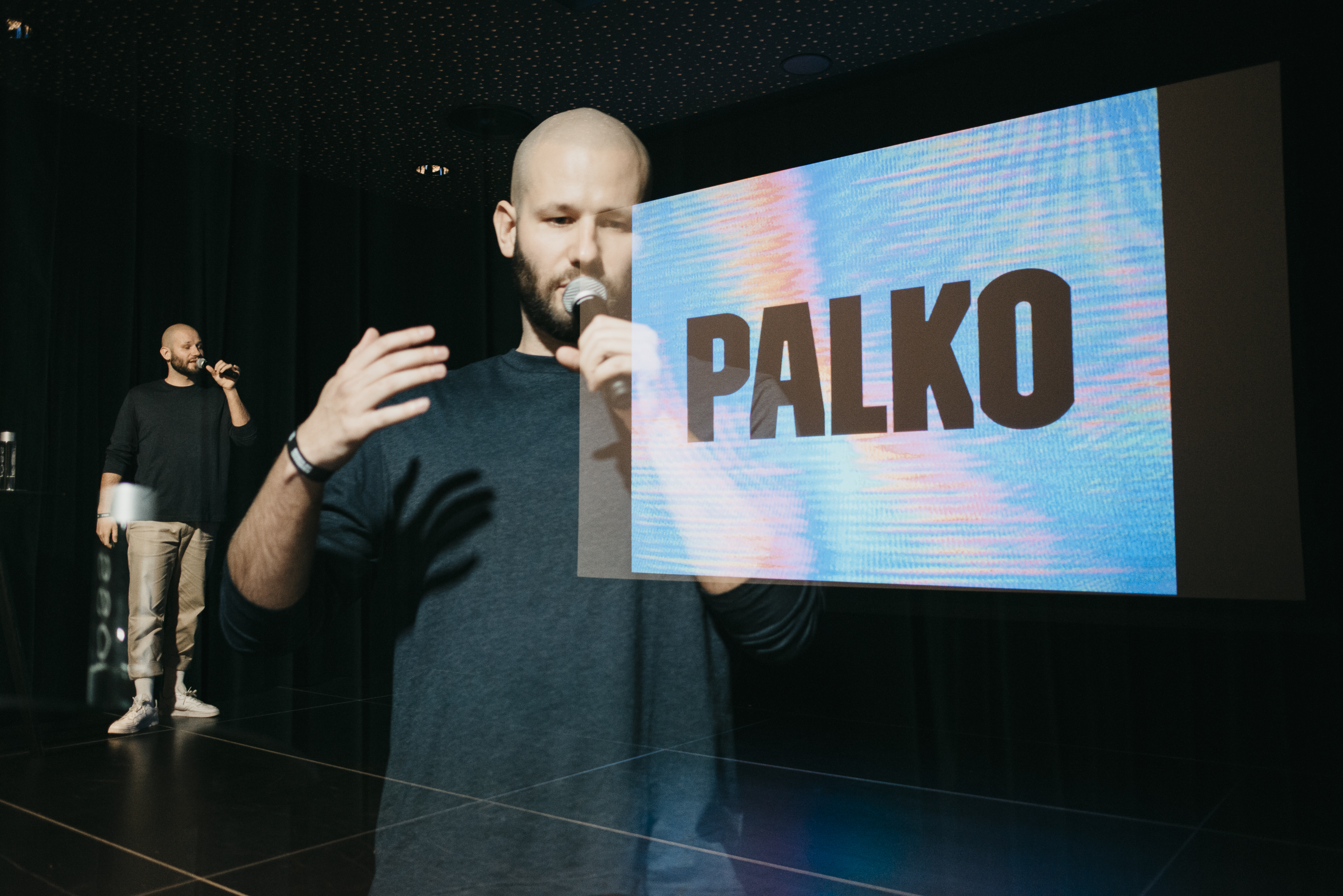 Palko Bartoš na Design it!
