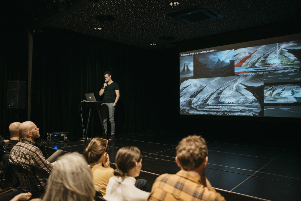 Ivan Uličný, Alien Studio na Design it!