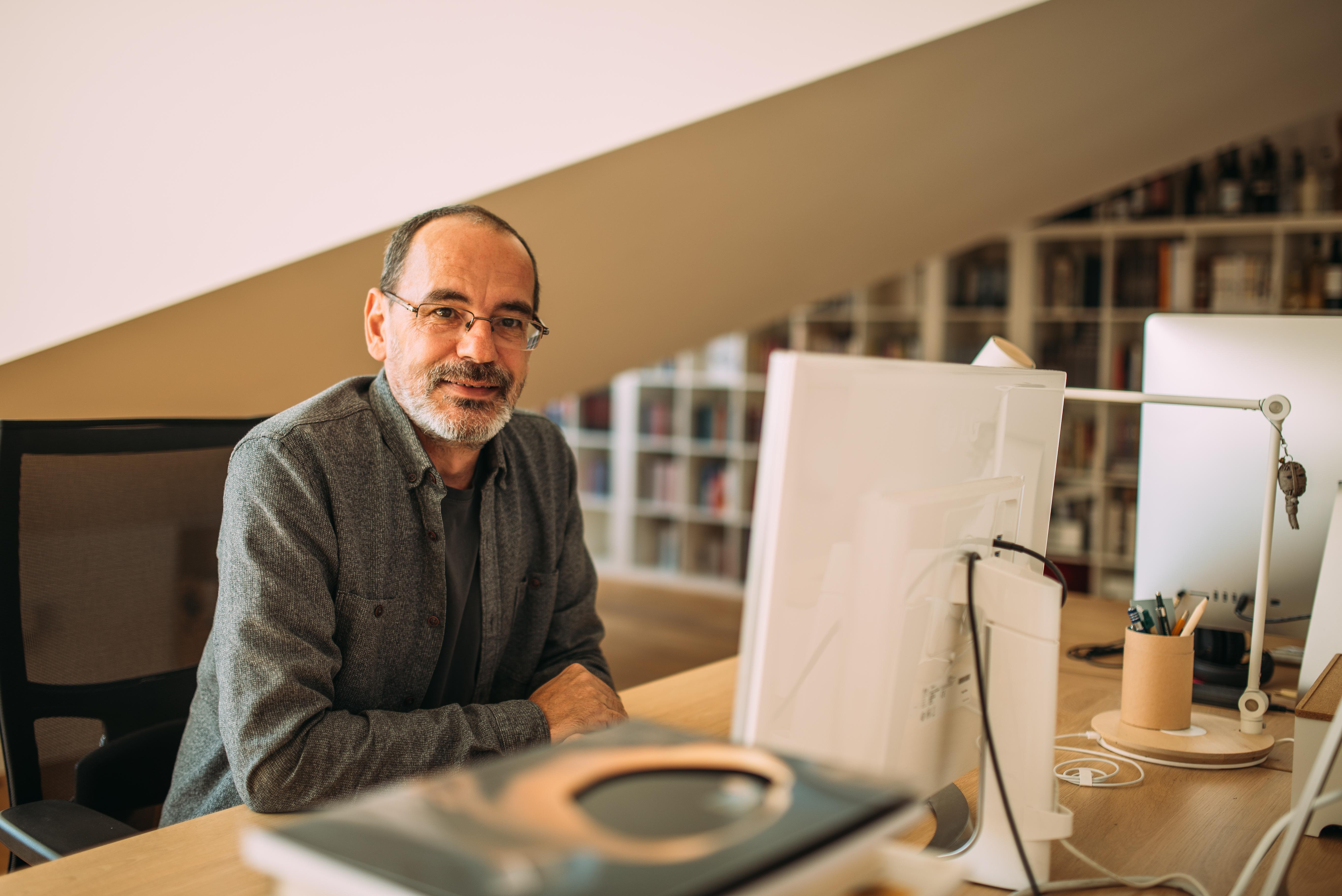Juraj Demovič, štúdio Pergamen, Design it!